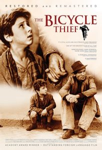 Bicycle Thief Poster Art
