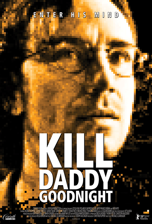 Kill Daddy Goodnight Poster Art