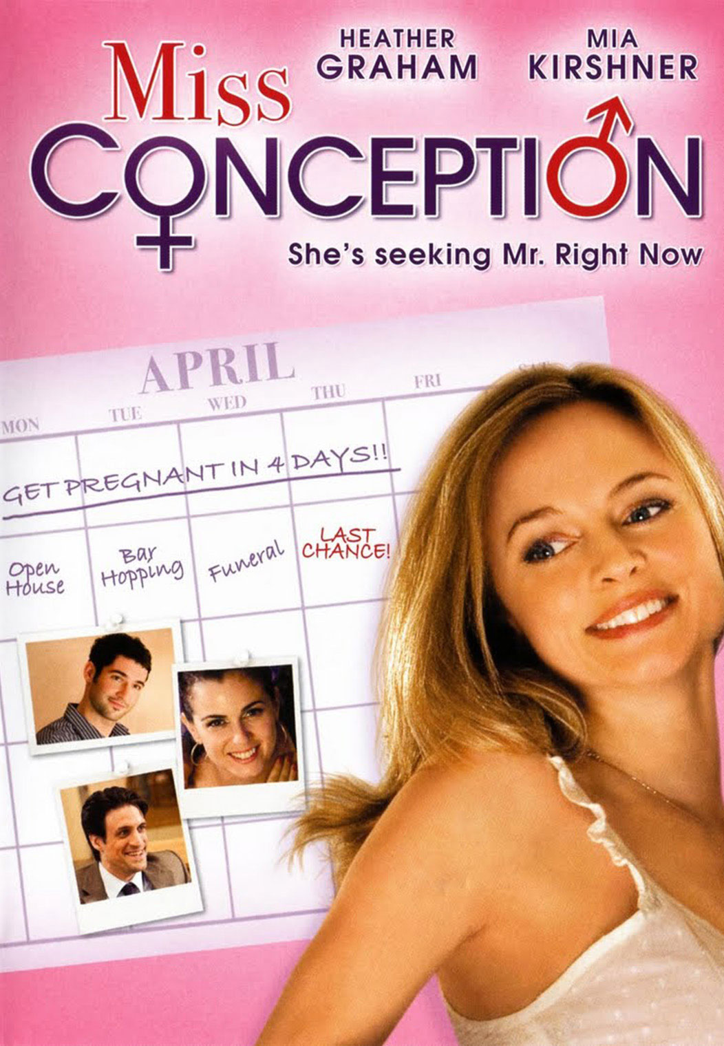 Miss Conception Poster Art