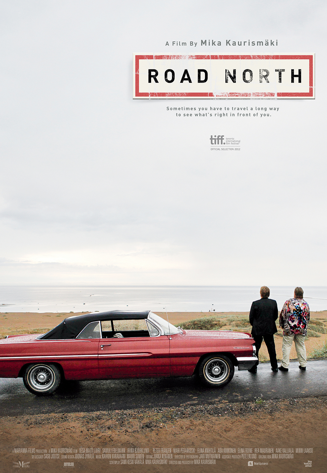 download film on the road 2012