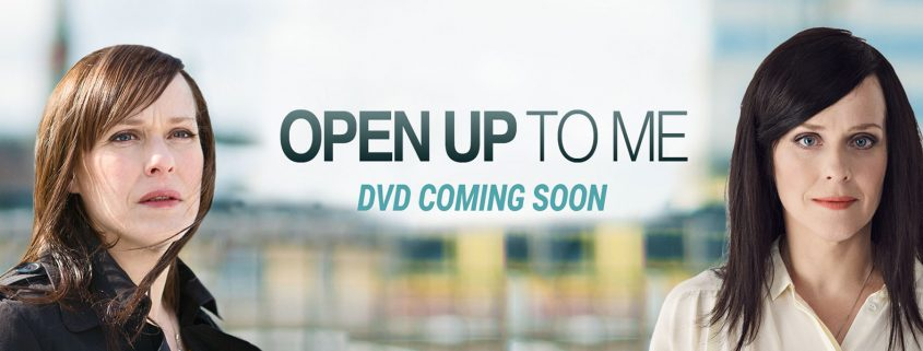 Open Up to Me on DVD