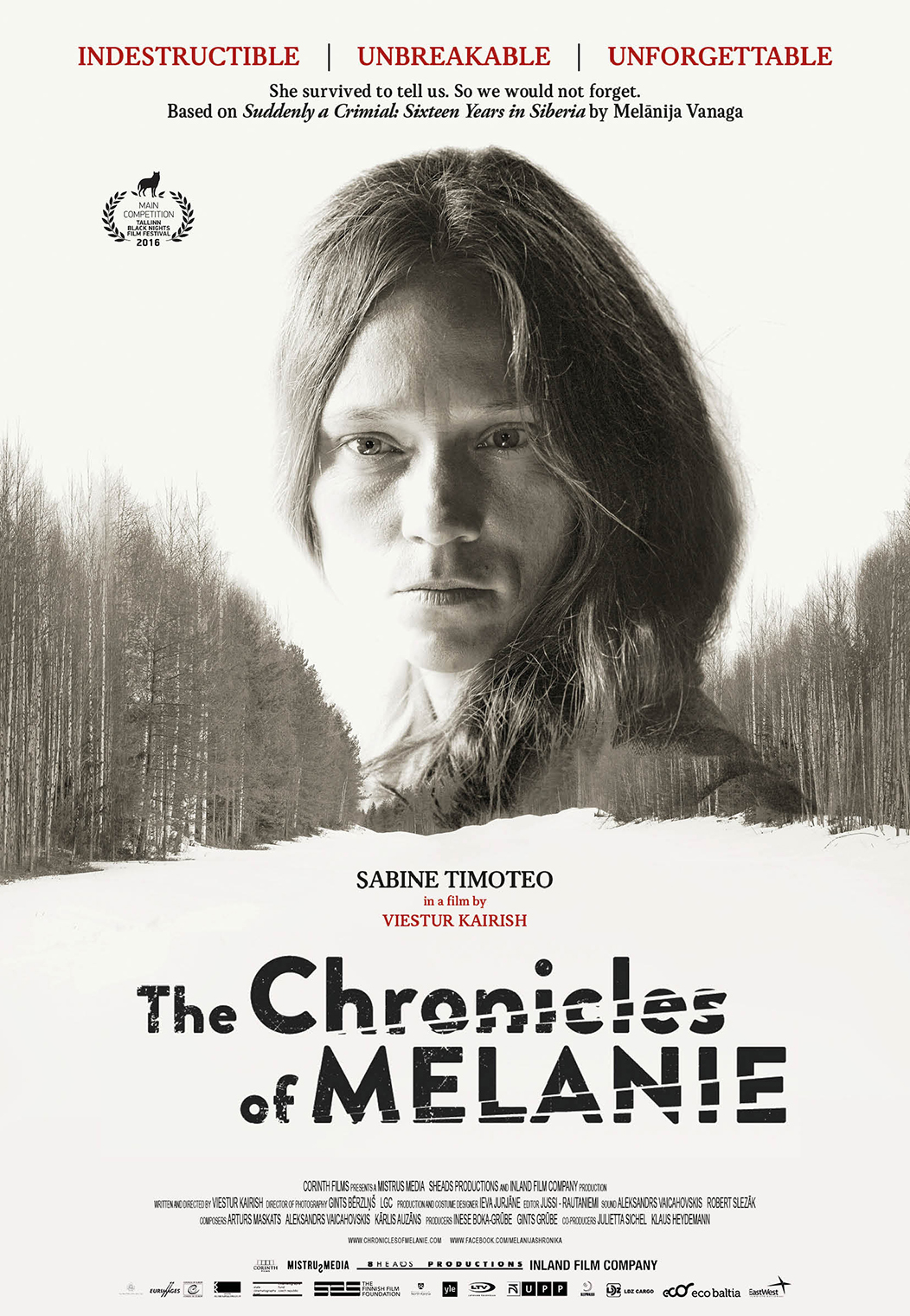 The Chronicles of Melanie Poster Art