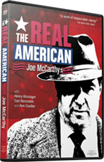 The Real American: Joe McCarthy DVD