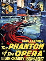 Phantom of the Opera on Amazon Prime
