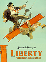 Laurel & Hardy: Liberty
